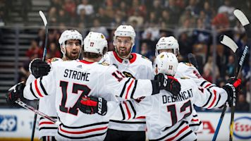 How the Blackhawks became so explosive