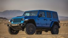 2021 Jeep Wrangler Rubicon 392 priced at nearly $75,000