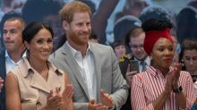 Meghan Markle and Prince Harry Open Exhibit Honoring Nelson Mandela's Life
