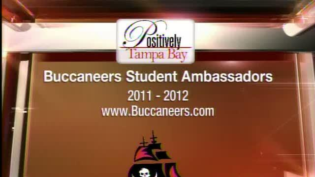 Positively Tampa Bay: Buc's Student Ambassador Program