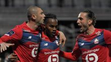 Lille beat PSG and Monaco to first Ligue 1 title in 10 years on final day after win at Angers