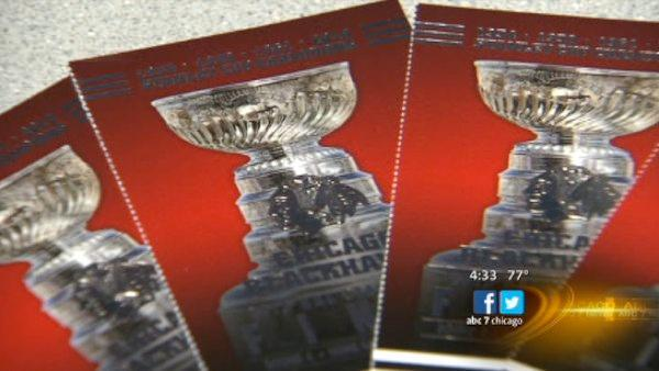 Blackhawks, Bruins fans shelling out for Game 1 of Stanley Cup Finals