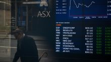 ASX falls as consumer staples lead losses