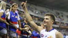 Bulldogs' Dunkley reveals vicious trolling