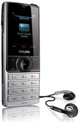 Philips offers up Xenium X500, new name, same face