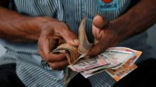 Rupee forwards slump after RBI head quits