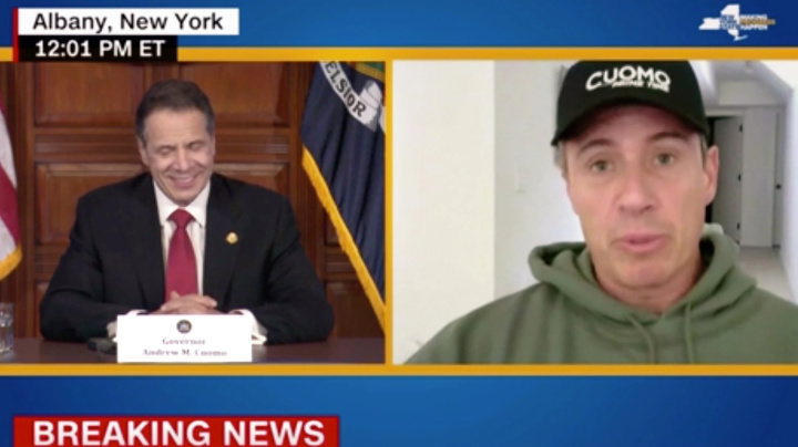 CNN offered Cuomo chance to advise brother: NYT