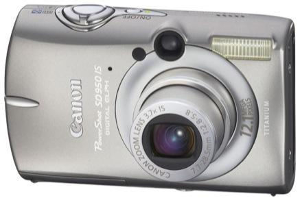 Canon's PowerShot SD870 and SD950 IS Digital ELPHs pack the pixels