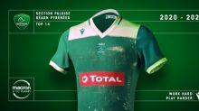 Rugby, maglie green in Pet riciclato per i tifosi del Pau