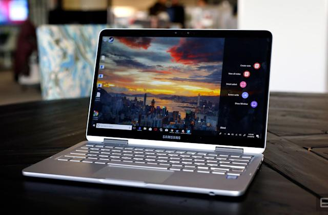 Samsung Notebook 9 Pen review: Solid stylus, so many compromises