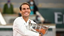 French Open champion Rafael Nadal urges positivity in fight against coronavirus
