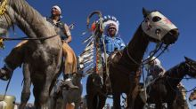 Out of spotlight, tribes keep fighting Dakota pipeline