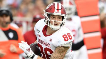 Indiana TE arrested for domestic battery