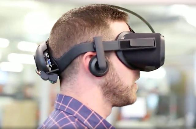 Oculus' next headset is a cross between the Rift and Gear VR