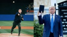 Kayleigh McEnany Compares Trump's Church Photo-Op to George W. Bush's Post-9/11 First Pitch