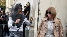 Prankster Vitalli Sediuk Tried Really Hard to Get Anna Wintour & Miranda Kerr's Attention
