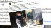 """Covid-19 : """"Pas de panique"""", lance Michel-Edouard Leclerc aux consommateurs face à la menace d'un reconfinement"""