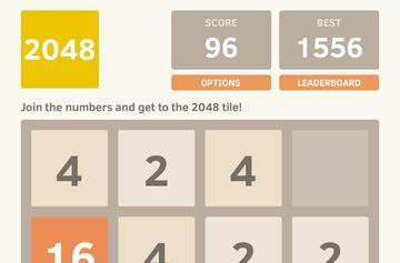 Daily App: 2048 by ketchapp is a perfect port of the popular web-based numbers game