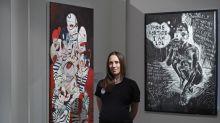 With helping hand, 'outsiders' gatecrash London art world