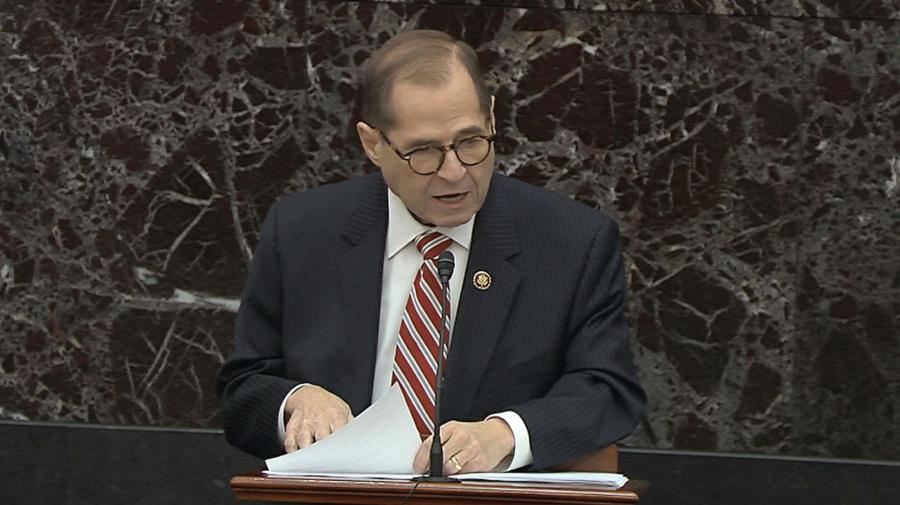 Impeachment arguments resume in Senate