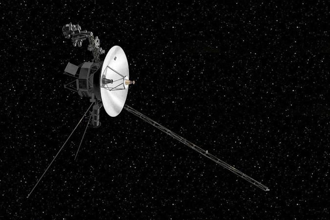 NASA's Voyager 2 probe
