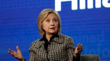 Hillary Clinton: 'Follow Mitt Romney's lead' and vote Trump out of office