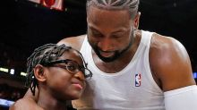 Dwyane Wade Proudly Opens Up About Watching His 'Son Become Into Who She Now' Is