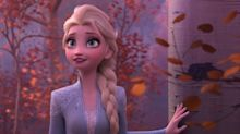 'Frozen II' record Thanksgiving weekend still can't catch 2018