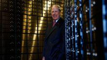 Metro Bank's founding chairman Hill steps down as non-executive director
