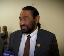 Rep. Al Green on Ukraine: 'I don't believe this is the only reason we should impeach this president'