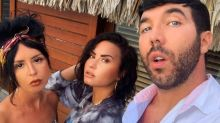 Demi Lovato Opens Up About Her 'Darkest Moments' and Thanks Pals for Support Amid Her Struggles