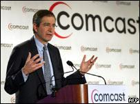 Comcast CEO sees 160Mbps internet in 2008