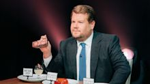 Petition calls for James Corden to end 'culturally insensitive' segment 'Spill Your Guts' on 'Late Late Show'
