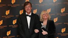 Richard Madeley reveals his wife Judy Finnigan 'almost died' after vomiting a litre of blood