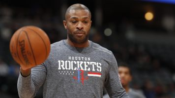 Rockets guard P.J. Tucker: 'It's time for my extension right now'