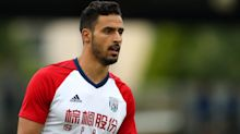 West Brom stick to £25m Nacer Chadli price tag as Swansea target deal