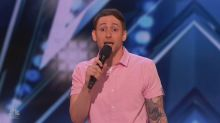 Comedian with Tourette's Syndrome thrills judges on 'AGT'