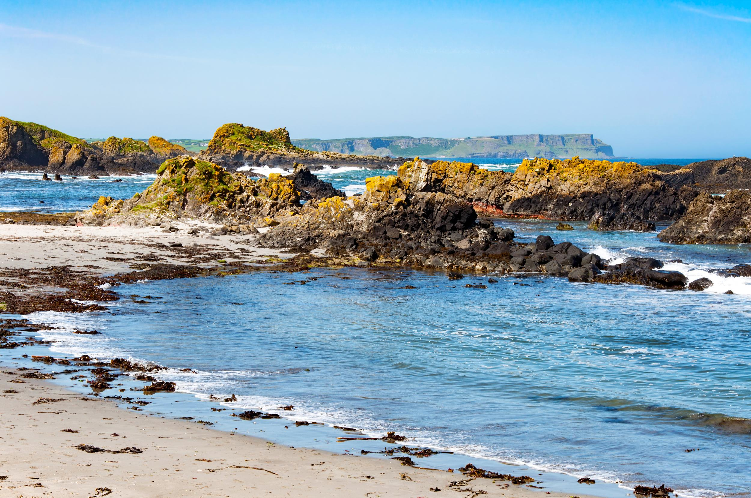 """<p><strong>GOT Location</strong>: Iron Islands</p>  <p><strong>Real life location</strong>:Ballintoy Harbour, Northern Ireland</p>  <p>If you're visiting the real life version of the Iron Islands, might as well shout """"what is dead may never die,"""" right?</p>  <p><a href=""""https://fave.co/2GqMHoQ""""><strong>Book your trip.</strong></a></p>"""