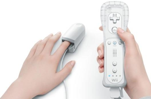 The Wii Vitality Sensor is dead, at least for now
