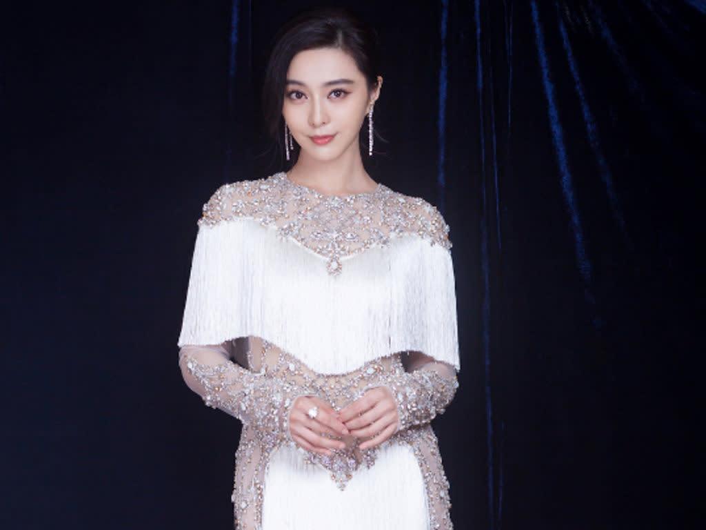 Fan Bingbing tops 2017 Forbes China Celebrity list again