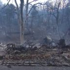 Extreme wildfire rips through California, forcing evacuations