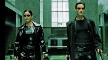 Explosion on 'Matrix 4' set causes damage to street in San Francisco
