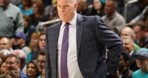 Basket - NBA - Steve Clifford, l'entraîneur des Charlotte Hornets, est en arrêt maladie