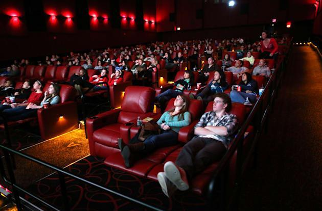 AMC adds recliners to its theaters in hopes that you'll ditch Netflix for a night