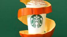 PSA: Starbucks's Pumpkin Spiced Latte is back next week