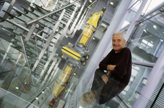Dyson plans big R&D expansion, starting with a new 3,000-person tech campus