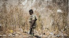 The Latest: Defeated Gambia leader says relinquishing power
