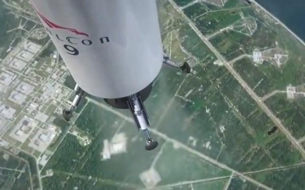 Future SpaceX rockets will set you down gently after your long commute (video)