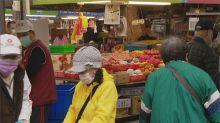快新聞/今起實施!北市48處公有市場攤商強制戴口罩 不配合就取消販售資格