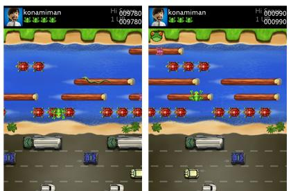 Windows Phone 7 review: Frogger